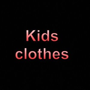 Other - Kids clothes listed below here